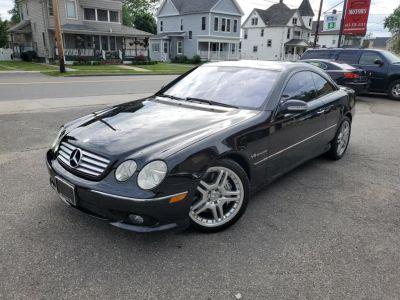 2006 Mercedes-Benz CL-Class CL55 AMG (Black)
