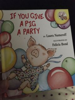 Pig a party book