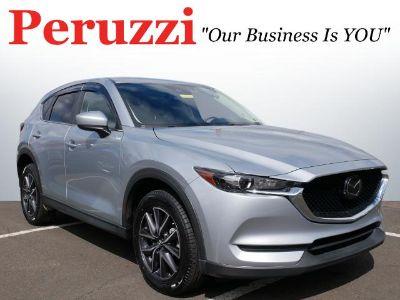 2018 Mazda CX-5 Touring (Sonic Silver Metallic)