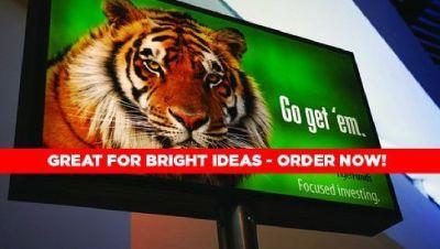 Hire PrintPapa for Custom Sign Printing in California
