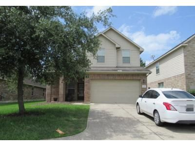 4 Bed 3 Bath Preforeclosure Property in Humble, TX 77396 - Whisper Bluff Dr