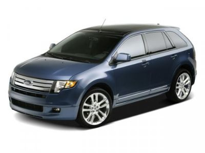 2009 Ford Edge SEL Plus (Silver)