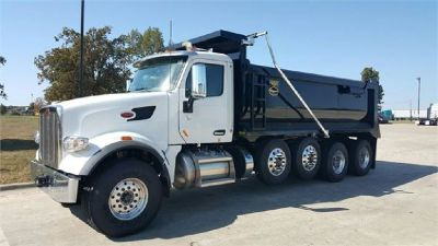 Contact us for the best dump truck financing options
