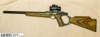 """For Sale: """"Rare"""" Browning Buck Mark Rifle"""