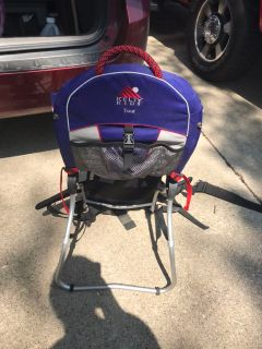 Kelty kids tour hiking back pack carrier $15