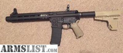 For Sale: 300 blackout pistol