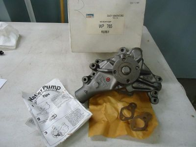 Find 1971-86 Buick Checker Chev GMC Olds Pontiac NOS Hastings Water Pump #WP765 motorcycle in Marietta, Ohio, US, for US $14.99
