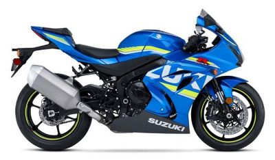 2017 Suzuki GSX-R1000 SuperSport Motorcycles Lake Park, FL