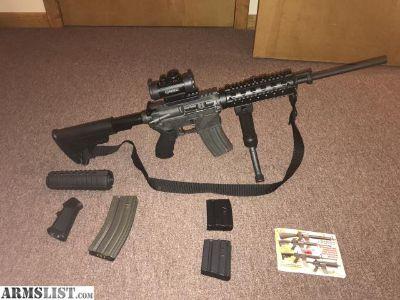 For Sale: Bushmaster CARBON 15 .556
