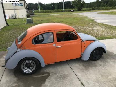 1963 VW beetle - screaming deal