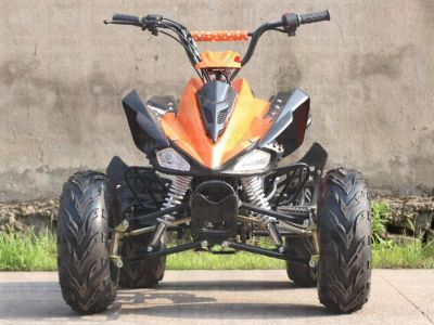 ATV (PAH125-12) Metallic Orange/Black