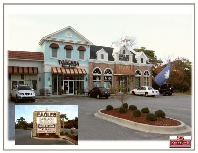 Pink House Square-Office Space For Lease-Myrtle Beach