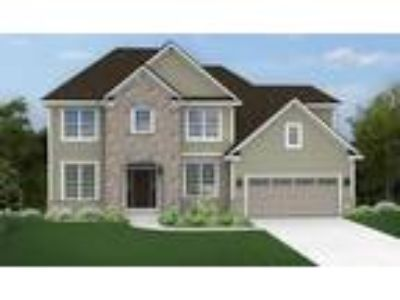 The Andover by Korndoerfer Homes: Plan to be Built