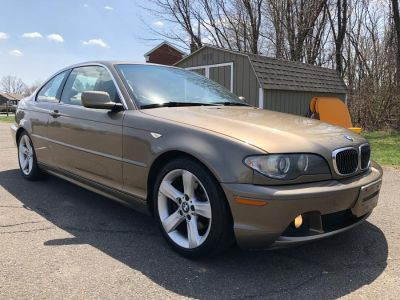 2005 BMW 3-Series 325Ci (Sonora Metallic)