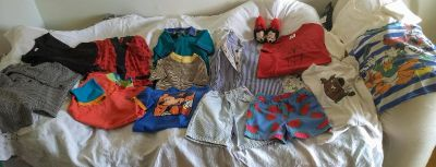 Toddler (Boys) Summer Clothes Lot S M L in EUC