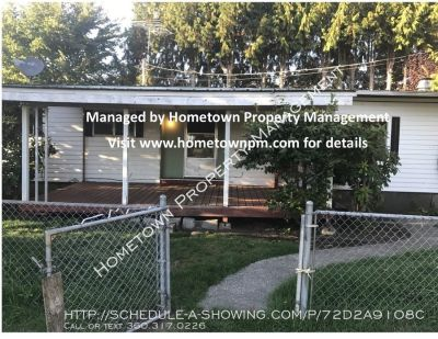 3 bed 2 bath manufactured home 15 min to Olympia/Available NOW