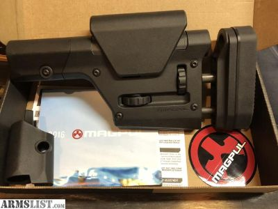 For Sale: Magpul PRS Gen 3 With Buffer Tube