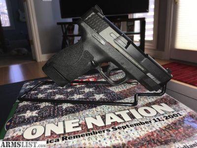 For Sale: S&W Shield, 45 acp, like new