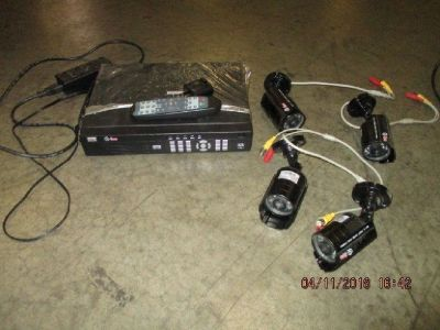 Lot of Surveillance Equipment RTR# 8033602-29