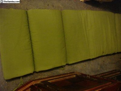 mattress out of a vw camper van 68-79 oem