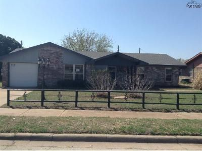 2 Bed 2 Bath Foreclosure Property in Wichita Falls, TX 76306 - Eden Ln