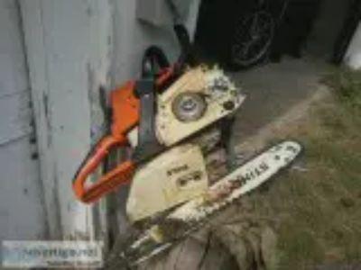 Stihl MS Chainsaw