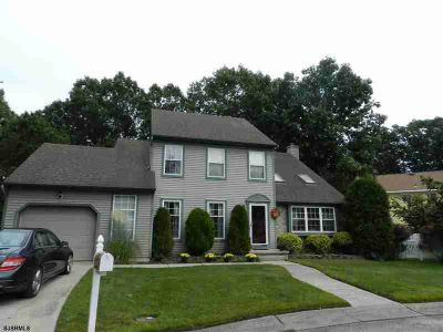 1114 Delmar Ct ABSECON Three BR, Beautiful home at the end of a