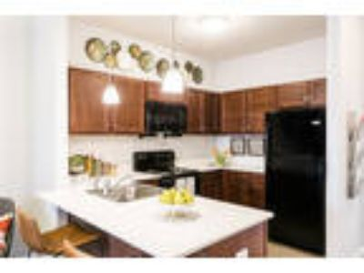 Villa Capri Senior Apartments - Two BR, One BA 918 sq. ft.