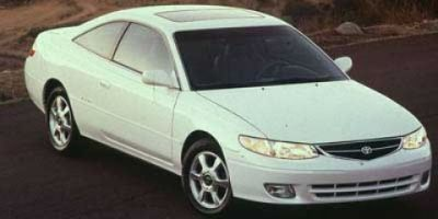 1999 Toyota Camry Solara SE (GOLD)