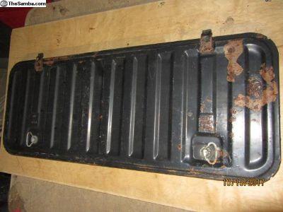 73-79 bus engine compartment access hatch door H88
