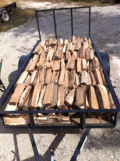 Premium Oak Firewood - Delivery Service