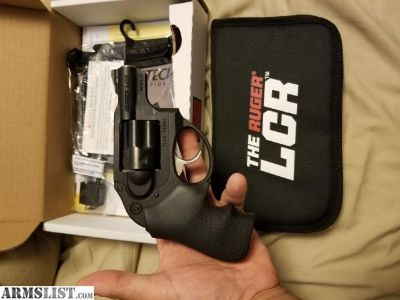 For Sale: Ruger LCR .38