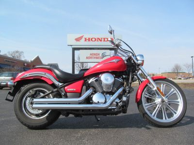 2008 Kawasaki Vulcan 900 Custom Cruiser Crystal Lake, IL