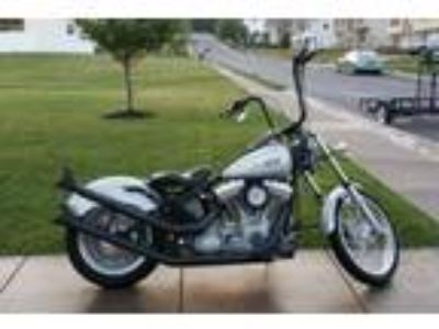 2006 harley davidson custom softail chopper bobber