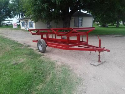 New 2 Bale Hay Hauler Priced To Sell At $1995
