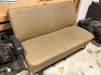 Bay Middle 3/4 seat