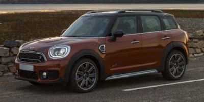 2019 MINI Countryman Cooper S (Melting Silver Metallic)