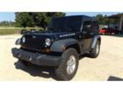 2010 Jeep Wrangler 4X4 For Sale