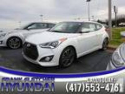 2016 Hyundai Veloster Turbo Rally Edition Rally Edition 3dr Coupe