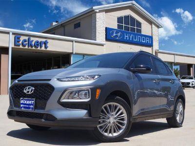 2018 Hyundai KONA SEL (Sonic Silver/Black)