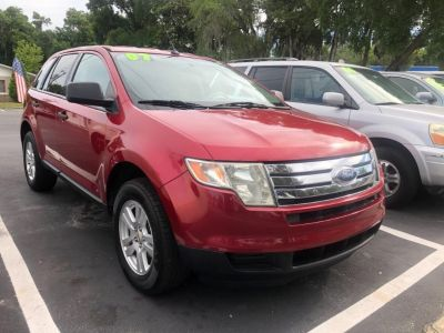 2007 Ford Edge SE (RED)