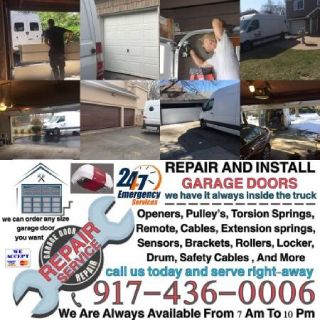 ALWAYS RELIABLE AND ALWAYS PROFESSIONAL-GARAGE DOOR REPAIR AND INSTALLATION SERVICE NEW YORK & LONG