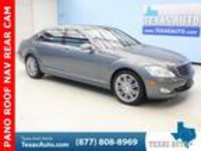 used 2008 Mercedes-Benz S-Class for sale.