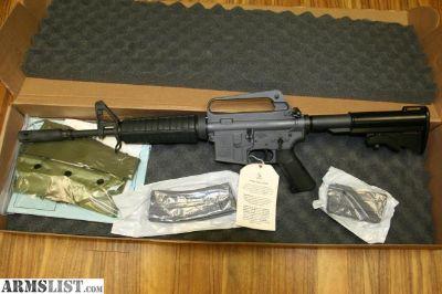 For Sale: Troy GAU-5/A/A Son Tay Raid XM-177E2 Retro Rifle