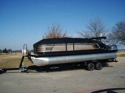 2019 Aqua Patio AP259-DFL Deck Boats Lewisville, TX