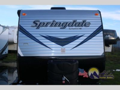New 2018 Keystone RV Springdale 189FLWE