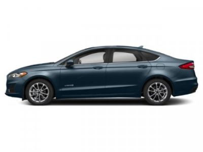 2019 Ford Fusion Hybrid SE (Blue Metallic)