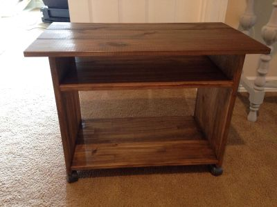 Side Table/Nightstand from Ikea