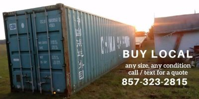 Storage Shipping Containers For Sale | Get a quote