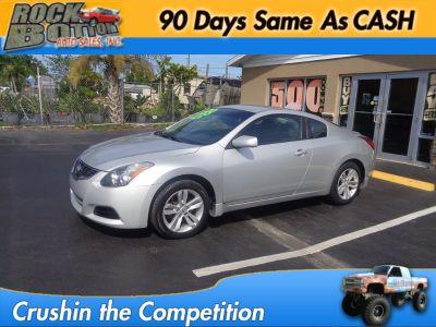 2011 Nissan Altima 2.5 S (Silver)